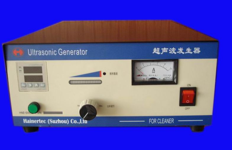 Ultrasonic cleaning generator
